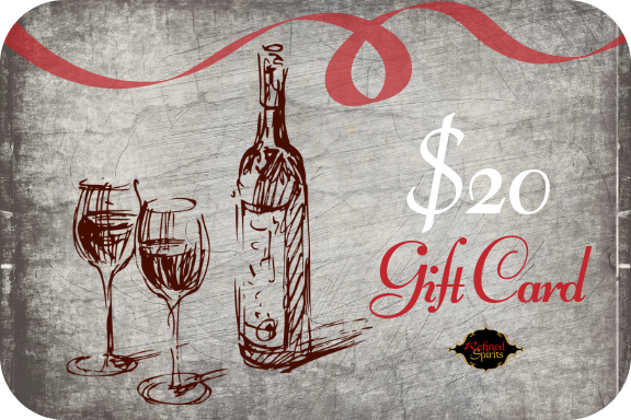 $20 Refined Spirits Gift Card