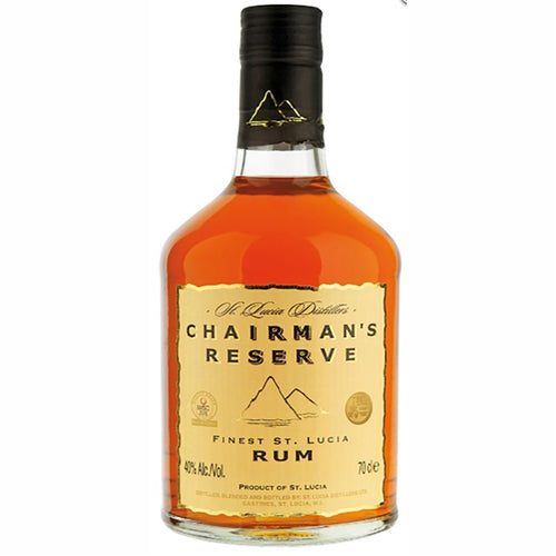 Chairman's Reserve FINEST St. Lucia Traditional Rum 7 yrs 40%