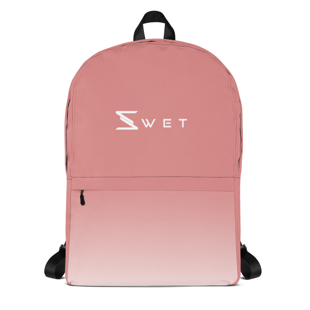 Swet Backpack Beach Pink