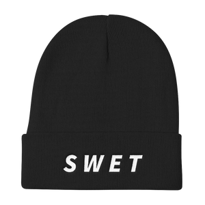 Official SWET Knit Beanie