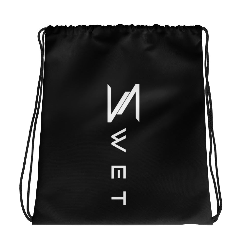 Stealth Drawstring bag