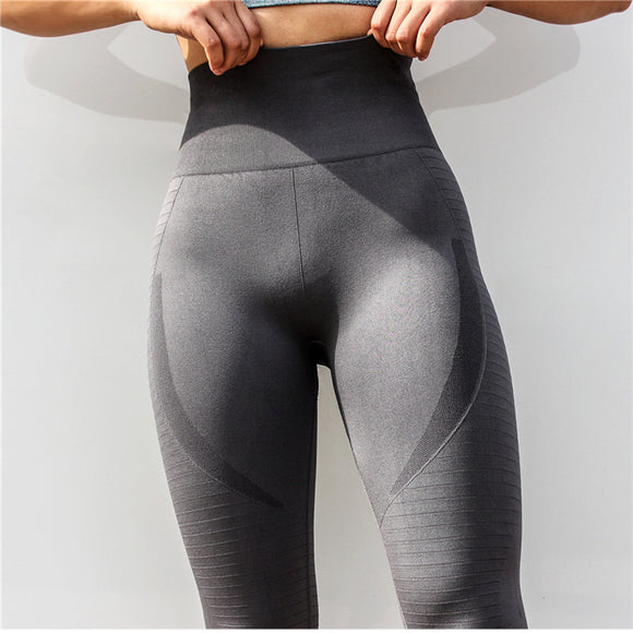 High Waist Kinetic Leggings