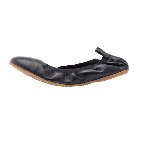 Handmade Italian Leather Ballet Flat - Cammino Shoes