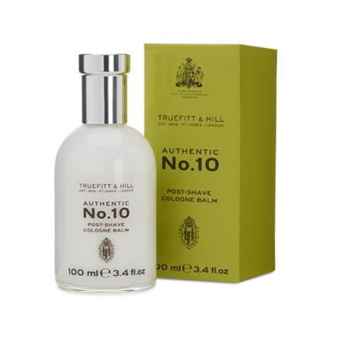 Authentic No. 10 Post-Shave Cologne Balm - Truefitt & Hill Bangladesh