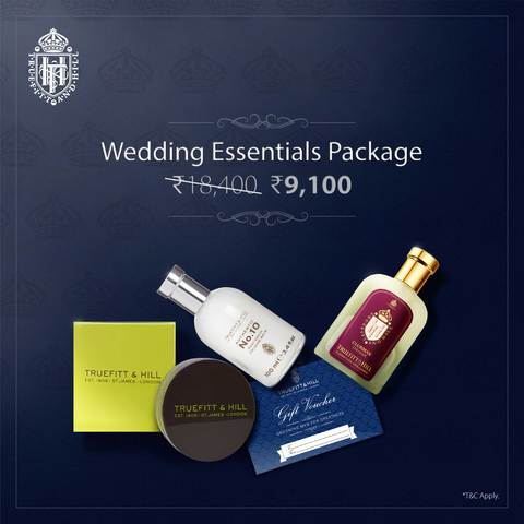 Wedding Essentials Gift Set - Truefitt & Hill Bangladesh
