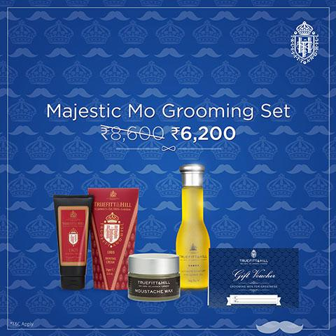 Majestic Mo Package - Truefitt & Hill Bangladesh