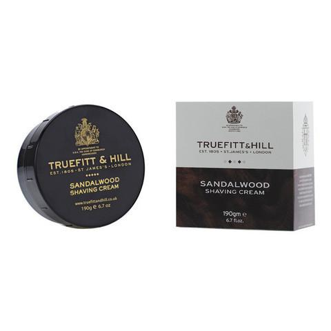 NEW Sandalwood Shave Cream Bowl - Truefitt & Hill Bangladesh