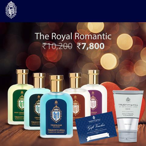 The Royal Romantic - Truefitt & Hill Bangladesh