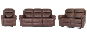 Charlie 3 Piece Recliner Suite