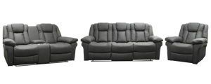 Bosco 3 Piece Recliner Suite