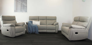 Edmonton 3 Piece Recliner Suite