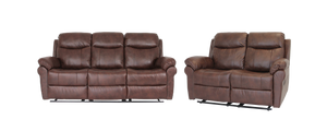 Charlie 2 Piece Recliner Suite