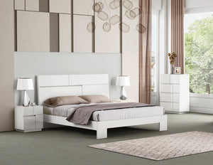 Valencia 4 Piece Queen Bedroom Suite