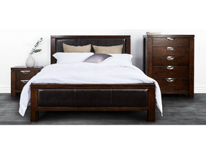 Haliton 4 Piece Queen Bedroom Suite