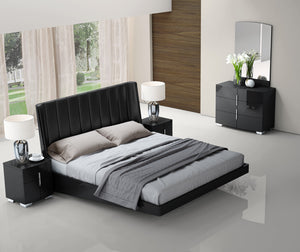 Palermo 5 Piece Queen Bedroom Suite