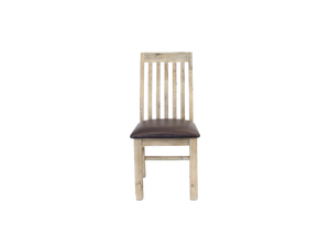 Camilla PU Padded Seat Dining Chair