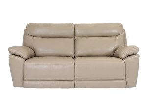 Lorde Leather 3 Seater Electric Recliner