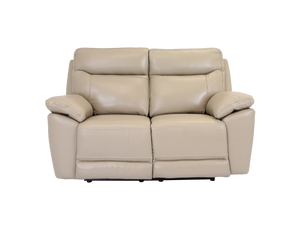 Lorde Leather 2 Seater Electric Recliner