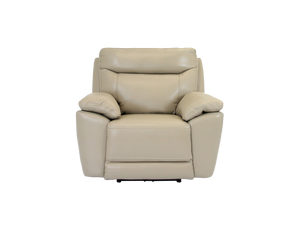 Lorde Leather Single Seater Electric Recliner
