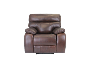 Mason Single Leather Recliner