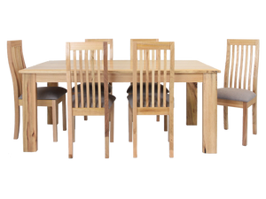 Milano 7 Piece Dining Suite