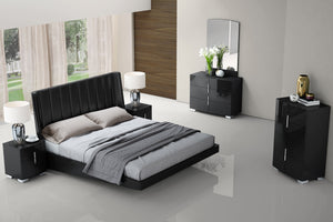 Palermo 6 Piece King Bedroom Suite