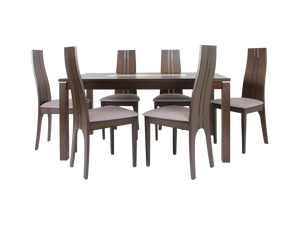 Ray 7 Piece 150 Dining Suite