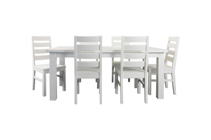 Jasmine 7 Piece Dining Suite