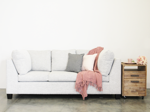 Hermana 3 Seater Sofa