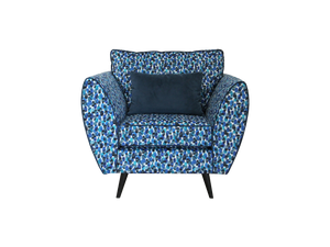 Fleur Single Seater Sofa