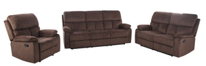 Martin 3 Piece Recliner Suite