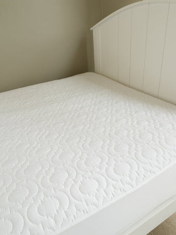 Brolly Quilted Fitted Mattress Protector