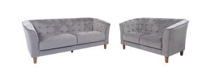 Clair 2 Piece Lounge Suite