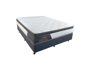 Solaris Queen Mattress with Soho base