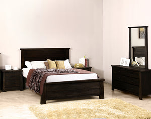 Jack 5 Piece Queen Dresser Bedroom Suite