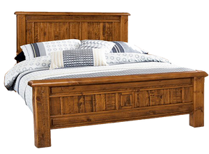 Farmhouse Queen Bed Frame