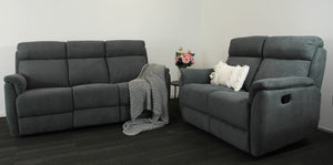 Reece 2 Piece Recliner Suite