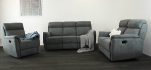 Reece 3 Piece Recliner Suite