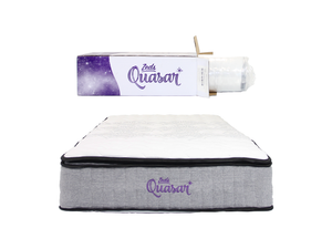 Zeds Quasar Single Mattress In a Box