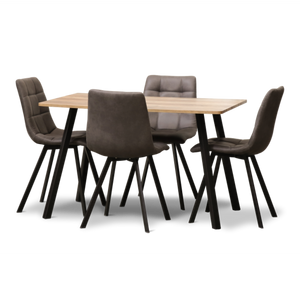 Rainforest 5 Piece 120 Dining Suite