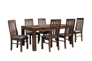 Queenstown 7 Piece 180 Dining Suite