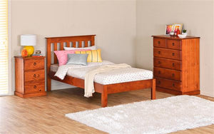 Autumn 3 Piece King Single Bedroom Suite