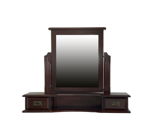 Zambezi Dressing Mirror With Jewellery Boxes