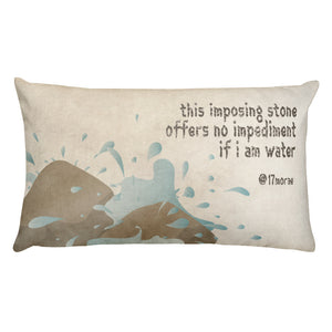 WATER Pillow (Long)