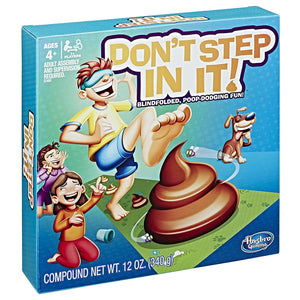 Don't Step In It - Vermeide Nr.2 um Nr.1 zu werden!