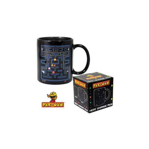 Pac-Man Heat Change Becher