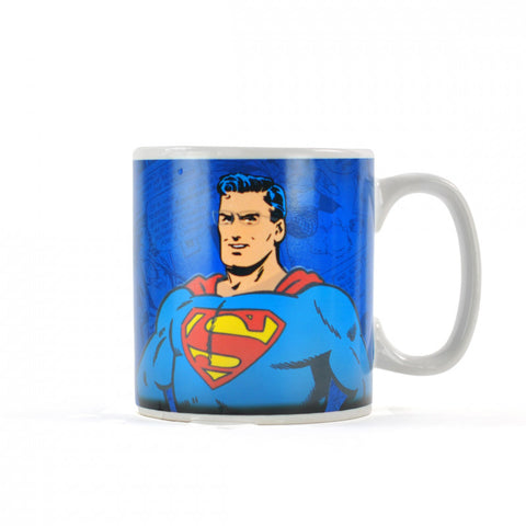SUPERMAN Heat Change Becher