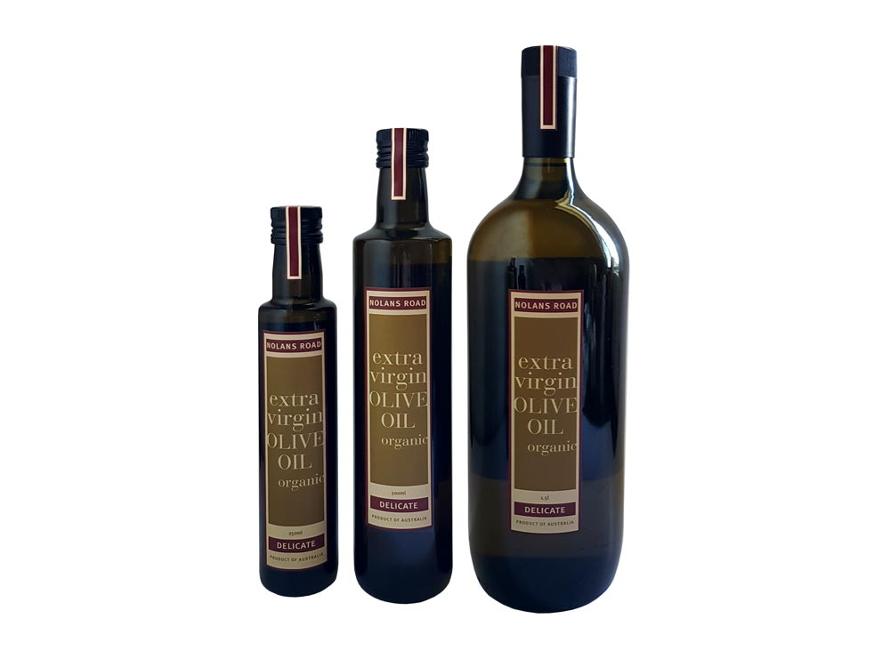 Delicate Organic Extra Virgin Olive Oil