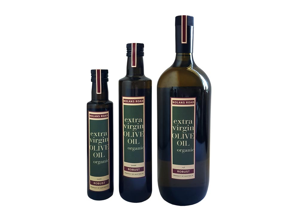 Robust Organic Extra Virgin Olive Oil
