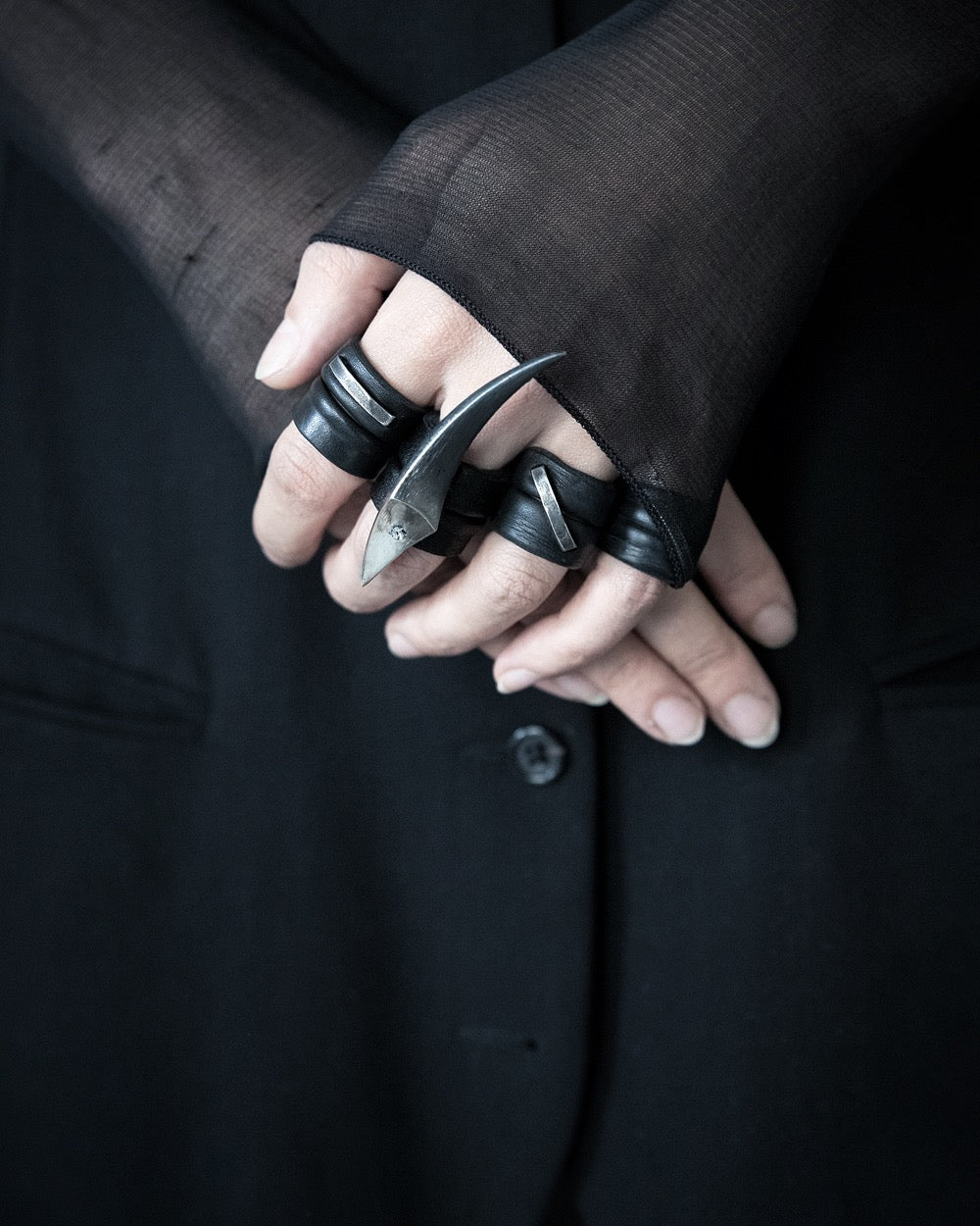 IRON STROKE RINGS